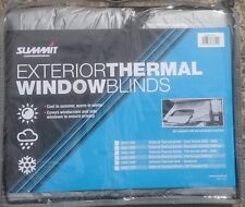 External sunshade thermal blinds for VW T4 camper windscreen side window covers