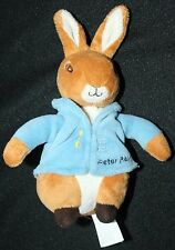 Beatrix Potter Peter Rabbit Plush Stuffed Animal 8""