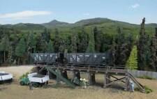 4093 Walthers Cornerstone Coal Trestle Kit HO Scale