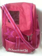 American Girl Red Pink Shoulder Bag