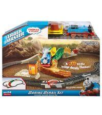 Thomas & Friends Trackmaster Motorized Railway Daring Derail Set Playset - FBK07