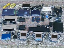 Lot of Home Automation & Video modules remotes Universal MX3000 9100B GC100 ADT