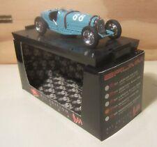 1223. BRUMM serie BIS R173B Bugatti type 59 1933 GP Italia 1931 MB 1/43