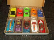 HOT WHEELS REVELERS 10 CAR BOX SET