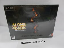ALONE IN THE DARK LIMITED COLLECTOR'S EDITION (PC) NEW NUOVO SIGILLATO ITALIANO