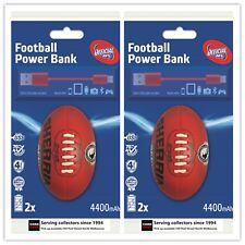 I Phone Portable Power Supplier Rechargeable Charger Sherrin Collingwood x2-gift