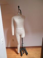 Global Model Forms 2008 Full Body Male Medium Sz. 38-40 w/ Wolf Foot Pedal Base