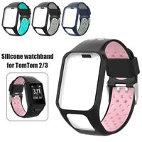 Replacement Watch Wrist Band Bracelet Strap Case for Tom 2/3 series Smart Watch