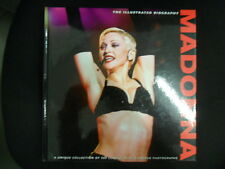 Madonna/The Illustrated Biography Trans Atlantic Press 26x26 Hardcover 2010/Buch