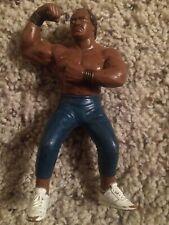 RON SIMMONS WCW Galoob World Championship Wrestling Figure Vintage 1990 WWF WWE