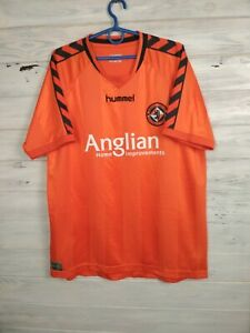 Dundee United Jersey 2006/07 LARGE Shirt Football Soccer Trikot Maglia Hummel