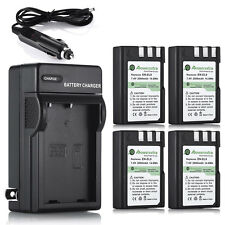 EN-EL9 EN-EL9a MH-23 Battery & Charger for Nikon D40 D40X D60 D3000 D5000 S6400