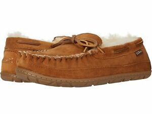 Man's Slippers L.L.Bean Wicked Good Moccasins