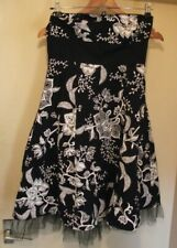 Quiz Dress Size 10 Party Cocktail Evening Wear Prom