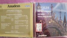 VIVALDI - CONCERTI CON MOLTI INSTROMENTII (FEDERICO MARIA SARDELLI). CD AMADEUS