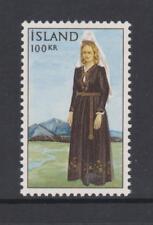 Iceland - SG 429 - m/m - 1965 - 100k - Girl in National Costume