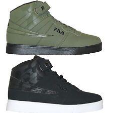 Mens FILA VULC 13 MP Mid Plus CAMO Retro Basketball Shoes Sneakers