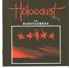Holocaust The Nightcomers. + 9 Bonus tracks .CD (2017). NWOBHM. Metallica