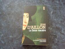 policier  LA DANSE MACABRE - Jean D'AILLON