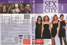 SEX AND THE CITY • 2006 • DVD Region 4 PAL • SEASON 1 EPS 1-6  *LIKE NEW*