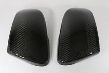 Real Carbon Fiber Side Mirror Cover for 2013 - 2018 Grand Santa Fe