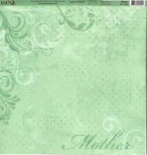 MOXXIE - Mother  Scrapbooking Paper 1304