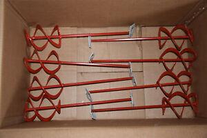 BOSCH 100mm x 400mm Rührkorb Rührer Rührstab Farbmischer Wendelrührer 40 Stück