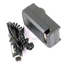 BATTERY CAR CHARGER FOR CB-170 CB170 NP-170 NP170 Fujiflim NP-85 NP85 FNP85