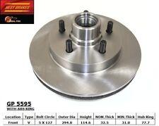 Disc Brake Rotor fits 1992-2002 GMC Savana 1500 C1500 Suburban C1500,C1500 Subur