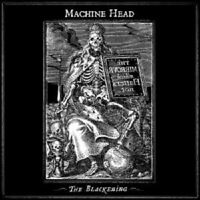 "MACHINE HEAD "" THE BLACKENING"" CD+DVD NEW"