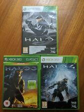 Halo Anniversary, Halo 3 And Halo 4 Xbox 360