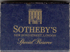MATCHBOX - SOTHEBYS, LONDON