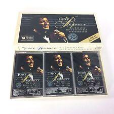 Tony Bennett Greatest Hits Finest Performances Collectors Edition 3 Cassette