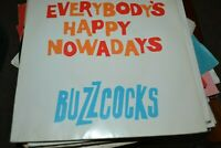 "BUZZCOCKS   EVERYBODY`S HAPPY NOWDAYS   7"" SINGLE  UNITED ARTISTS  UP36499  1979"