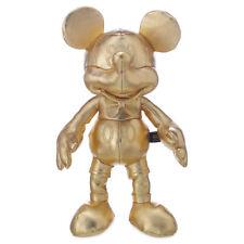 "New listing Disney's Small Plush - 11"" Golden Mickey Mouse Plush Soft Toy The True Original"