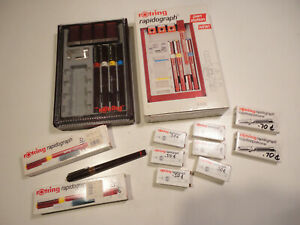 Spare Nib New rOtring Rapidograph Technical Pen Replacement Point 2.00 mm