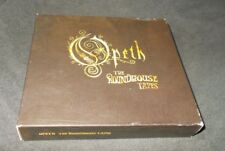 OPETH THE ROUNDHOUSE TAPES CD AND DVD 3 DISC SET VGC
