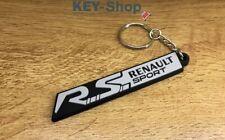 Porte clés / Keychain / Keyring Renault Sport RS Clio Megane Twingo gris/grey