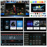 7inch 2DIN 1+16GB Car Navigation Europe Map BT Stereo Radio Video Player 4G WiFi