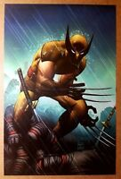 Wolverine Enemy of the State X-Men Marvel Comics Poster by John Romita Jr