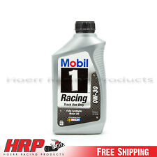 Mobil 1 0W-30 Racing Motor Oli Full Synthetic 1 Quart