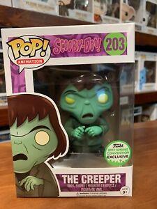 Pop Animation Scooby-Doo The Creeper POP 203 Funko Pop Vinyl EXPERT PACKAGING