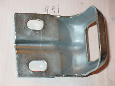 1957 Y block Ford, Thunderbird  replated trunk striker plate