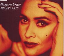 Margaret Urlich Human Race Australian CD single sleeve printed promo