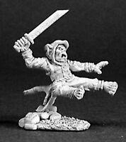 Reaper Miniatures Goblin Ninja #03210 Dark Heaven Legends Unpainted Metal Figure