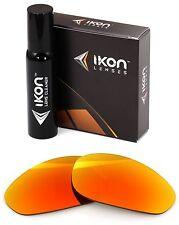 Polarized IKON Iridium Replacement Lenses For Oakley Unknown Fire Mirror