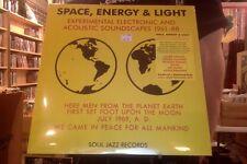 Space Energy & Light Experimental + Electronic Acoustic Soundscapes 1961-88 2xLP