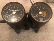Suzuki Ts250 ts 250 Savage Gauges Speedo Tach Meters Clocks 1974