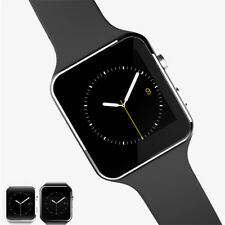 X6 Bluetooth Smart Watch Smartwatch Wristband For ios Android With Camera Man US