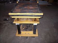 PORTELVATOR 5000LBS BY MACHINE TOOL CO MODEL 50-6  FOR QUICK SALE P347